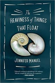 Book Cover The Heaviness of Things That Float