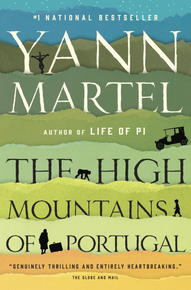 Book Cover The High Mountains of Portugal