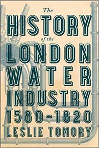 Book Cover The History of the London Water Industry