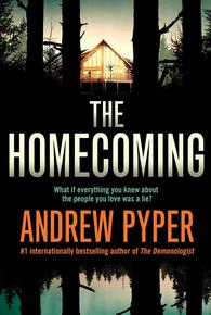 Book Cover The Homecoming