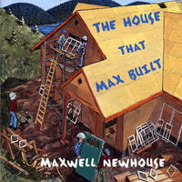 Book Cover The House that Max Built