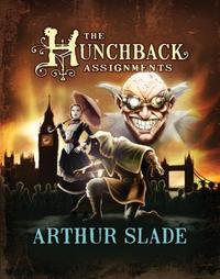 Book Cover the Hunchback Assignments
