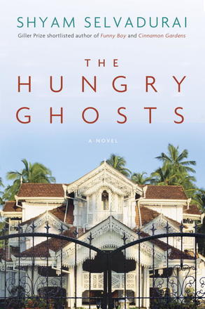 Book Cover the Hungry Ghosts
