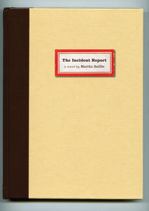 Book Cover The Incident Report