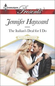 Book Cover the Italian's Deal for I Do
