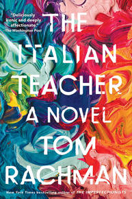 Book Cover The Italian Teacher