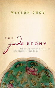 Book Cover The Jade Peony