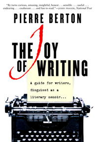 Book Cover The Joy of Writing