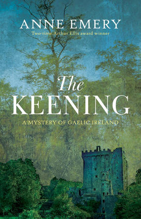 Book Cover The Keening