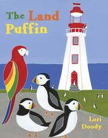 Book Cover The Land Puffin