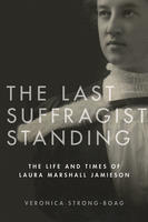 Book Cover The Last Suffragist Standing