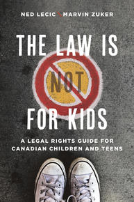 Book Cover the Law is Not For Kids