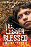 book Cover the lesser Blessed