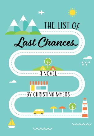 Book Cover The List of Last Chances
