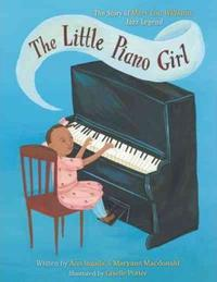 Book Cover The Little Piano Girl