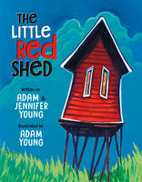 Book Cover the Little Red Shed