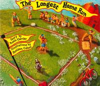 Book Cover The Longest Home Run