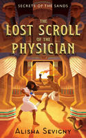 Book Cover The Lost Scroll of the Physician