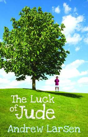 Book Cover The Luck of Jude
