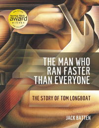 Book Cover The Man Who Ran Faster Than Everyone