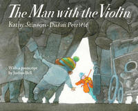 Book Cover The Man With the Violin
