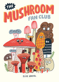Book Cover The Mushroom Fan Club