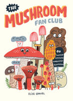 Book Cover The Mushroom Fan Club