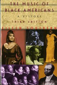 Book Cover the Music of Black Americans