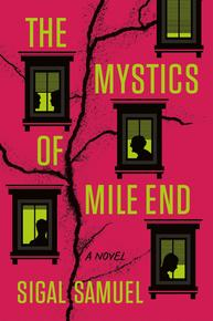 Book Cover The Mystics of Mile End
