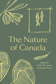 Book Cover the Nature of Canada