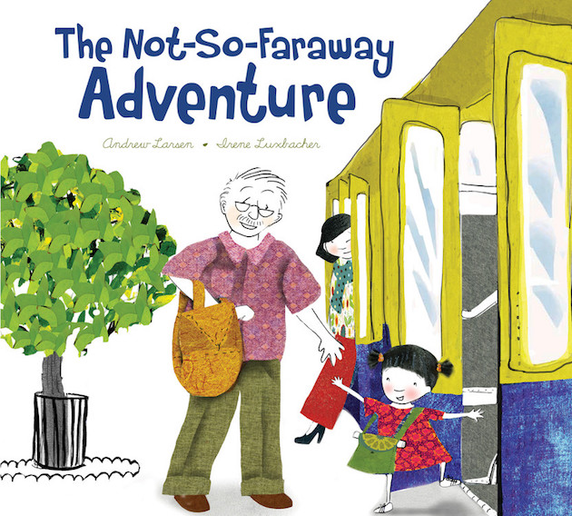 Book Cover the Not So Faraway Adventure