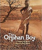 Book Cover The Orphan Boy