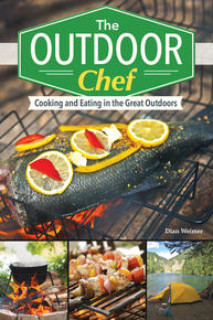 Book Cover The Outdoor Chef