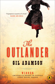 Book Cover the Outlander