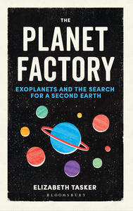 Book Cover the Planet Factory