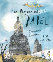 BooK Cover the Playgrounds of Babel