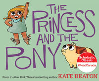 Book Cover The Princess and the Pony