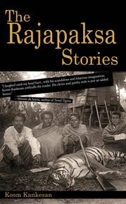 Book Cover the Rajapaksa Stories