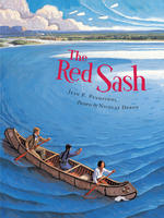 Book Cover The Red Sash