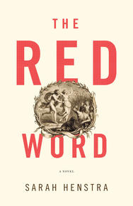 Book Cover the Red Word