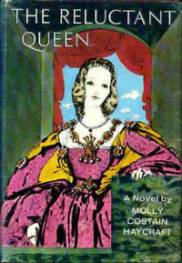 Book Cover The Reluctant Queen