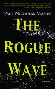 Book Cover the Rogue Wave