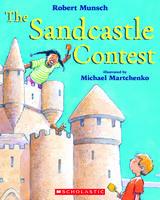 Book Cover the Sandcastle Contest