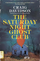 Book Cover the Saturday Night Ghost Club