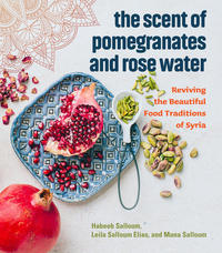 Book Cover The Scent of Pomegranates and Rose Water