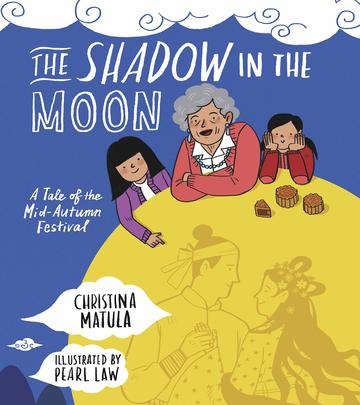 Book Cover The Shadow in the Moon