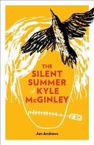 Book Cover The Silent Summer of Kyle McGinley