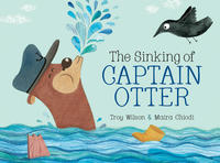 Book Cover The Sinking of Captain Otter