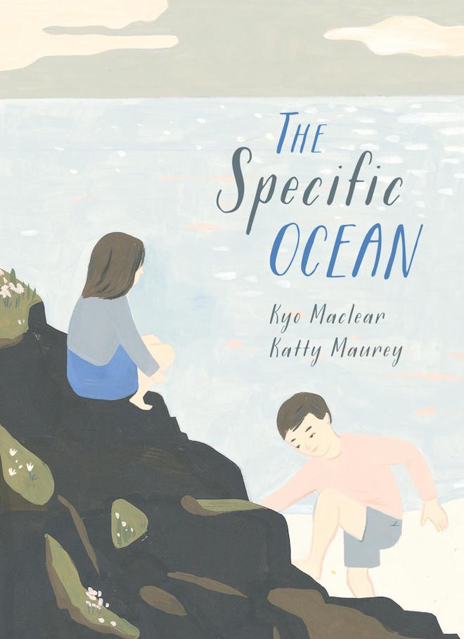 Book Cover the Specific Ocean