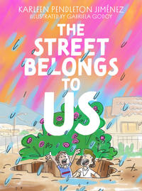 Book Cover The Street Belongs to Us